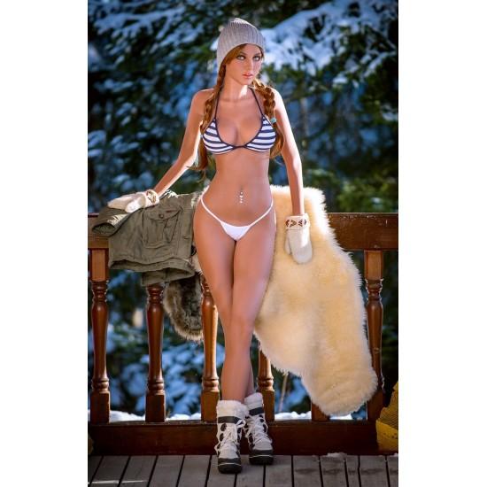 Aaliyah Russian Beauty TPE Sex Doll 166 cm