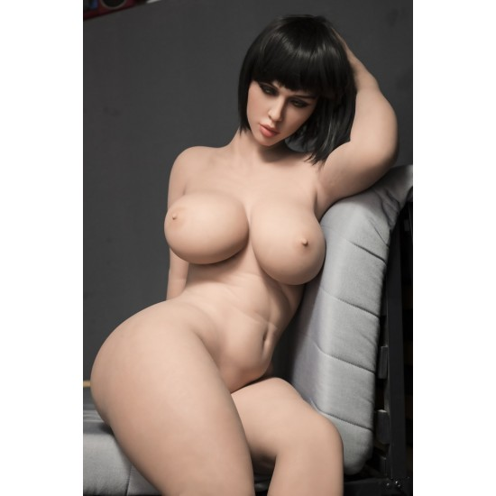 Daisy Huge Breast Fat TPE Love Sex Doll 163cm