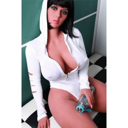 Monica Big Breast Fat Sex Dolls G Cup 163 cm